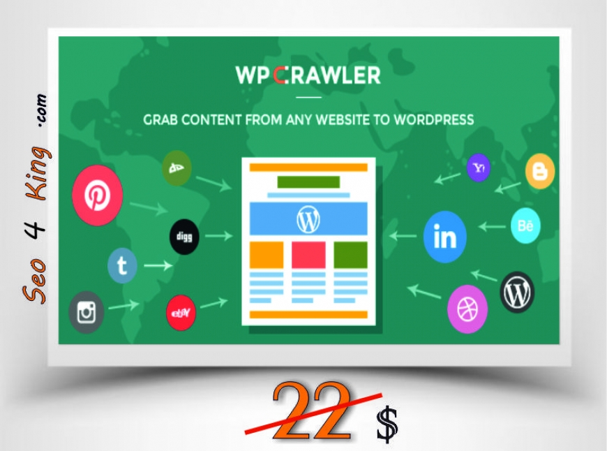 WP Crawler - Grab Any Website Content