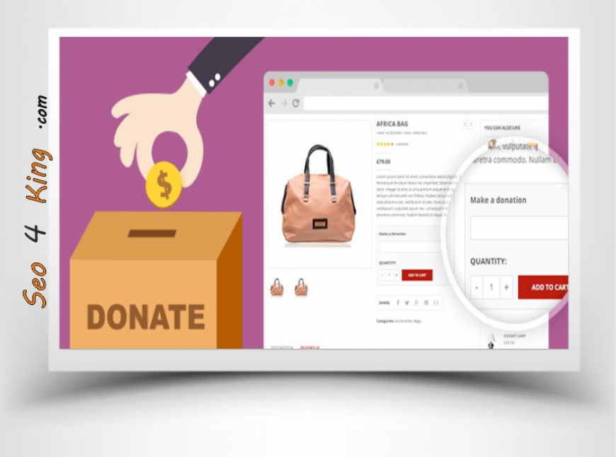 Donations for WooCommerce