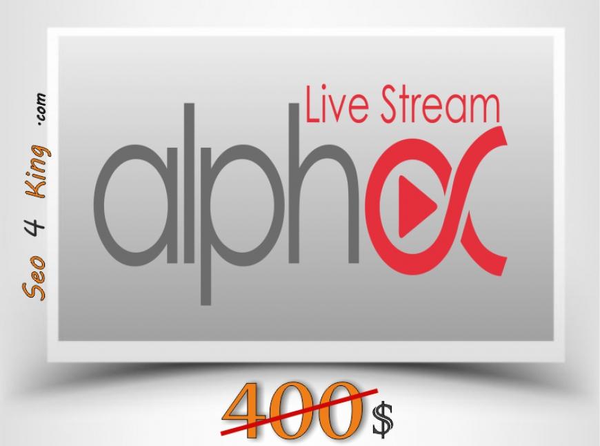 Live Stream Alpha 2.65